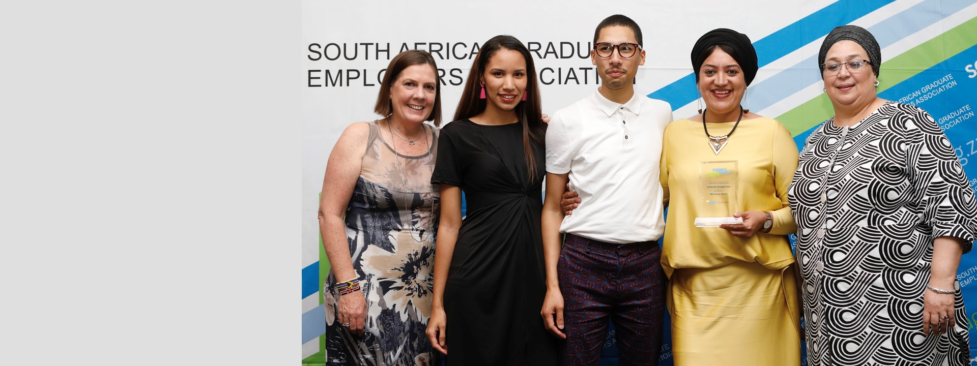 Careers Service wins big at SAGEA Awards