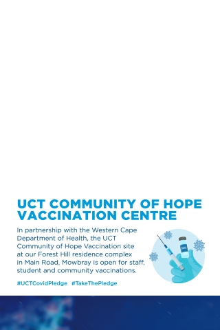 UCT's response to COVID-19